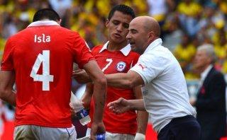 """Sampaoli: """"Alexis luchará por ser el mejor de la Copa América"""""""