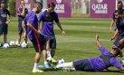 Barcelona realizó último entrenamiento previo al viaje a Berlín