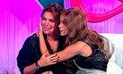 Jessica Newton lloró por comentarios de Olinda Castañeda