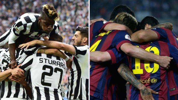 Barcelona vs. Juventus: Esto es lo que pagan las apuestas