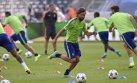 Champions League: Juventus fue el primero en entrenar en Berlín