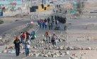 Conflictos sociales en el Perú: hubo 211 durante mayo
