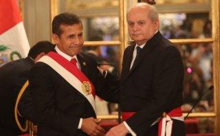 """""""No he visto a Ollanta Humala nervioso por Belaunde Lossio"""""""