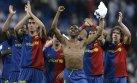 Twitter: Samuel Eto'o y su apoyo de corazón al Barcelona