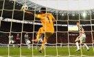 Buffon y la increíble atajada que impidió el gol de Barcelona