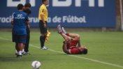 Paolo Guerrero: así fue la lesión del atacante peruano (VIDEO)