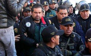 Dictan prisión preventiva para vinculados a Belaunde Lossio