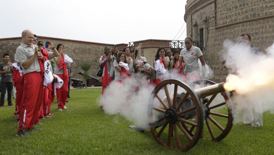 Selección de vóley prepara artillería para la Copa Panamericana