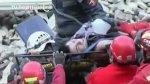 Joven rescatado en Churín murió en hospital Almenara de Lima - Noticias de grupo fierro