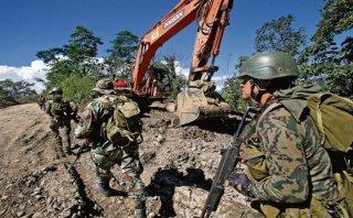 Vraem: cocaína se lleva a pie por destrucción de pistas