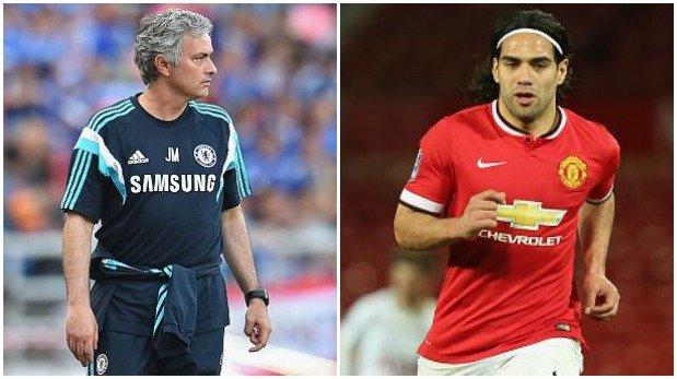 José Mourinho le abre las puertas del Chelsea a Radamel Falcao
