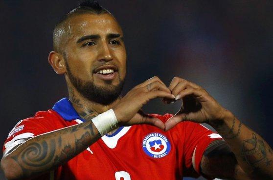 Copa América: Chile celebró en el debut del torneo (FOTOS)