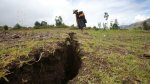 Socosbamba nuevamente en emergencia por grandes grietas - Noticias de carlos dominguez