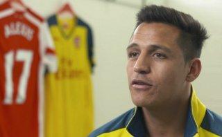 Alexis Sánchez: el niño que se volvió una maravilla del fútbol
