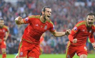 Mira el golazo de Gareth Bale con Gales tras error de Bélgica