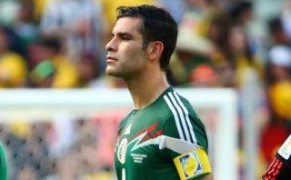 Copa América: México se quedó sin Rafael Márquez por lesión
