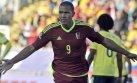Colombia fue sorprendida por Venezuela y cayó 1-0