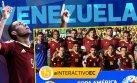 Copa América: este es el 11 de Venezuela, próximo rival de Perú
