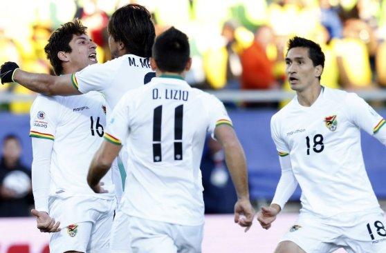 Copa América: así celebró Bolivia sufrido triunfo sobre Ecuador