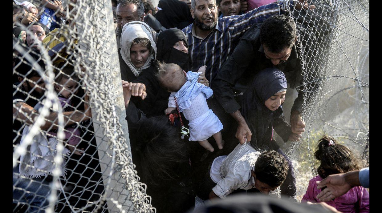 Resultado de imagen de exodo en siria