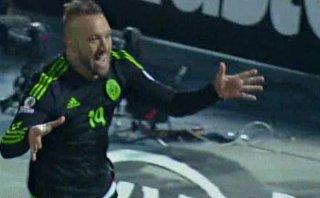 México y los goles con los que silenció al público chileno