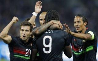 Portugal, sin Cristiano, le ganó a Italia luego de 39 años