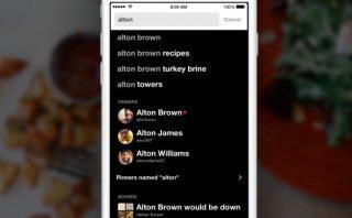 Pinterest mejora sus búsquedas y añade cuentas verificadas