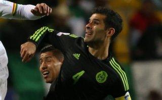 Copa América: México recupera a Márquez pero pierde a Aldrete