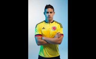DT y adidas te regalan la camiseta de James, crack de Colombia