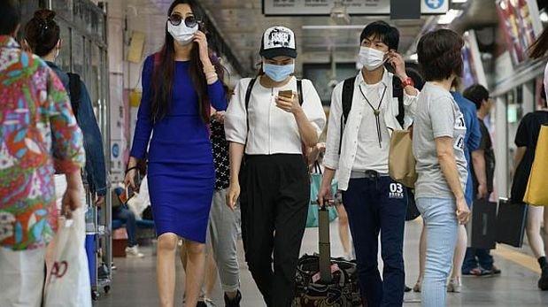 Aeropuertos japoneses refuerzan controles ante brote del MERS