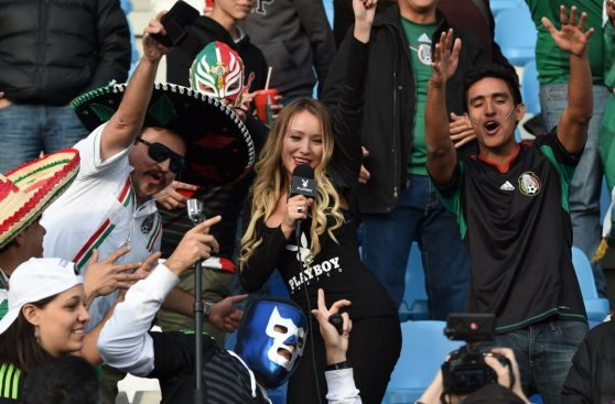 México vs. Ecuador: así alientan aztecas a su selección (FOTOS)