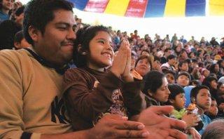 Día del Padre: diversión a su alcance en tres parques zonales