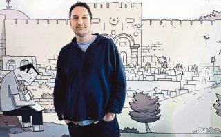 Entrevista a Guy Delisle, ilustrador franco-canadiense