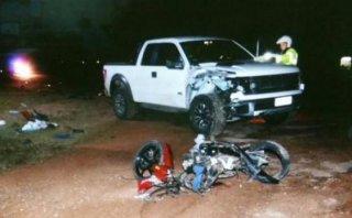 Padre de Edinson Cavani ocasionó fatal choque contra una moto