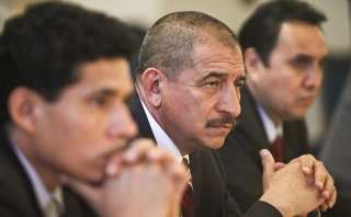 INPE echará a responsables de reunión Orellana-Belaunde Lossio