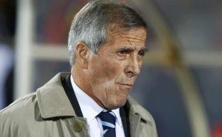 "Tabárez tras derrota: ""Me hubiera gustado perder de otra forma"""