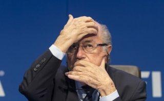 Cancelan celebración en Facebook por salida de Joseph Blatter