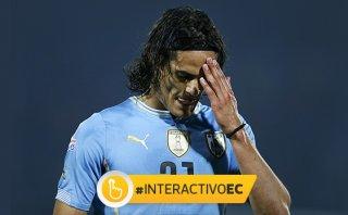 Copa América: la mano de Jara, la roja de Cavani y la bronca