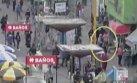 Crimen de cambista: cámaras de seguridad delataron a asesinos