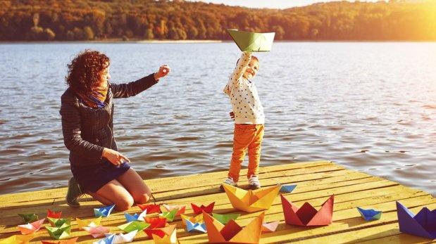 Aventura especial: viaja cómodamente con niños pequeños
