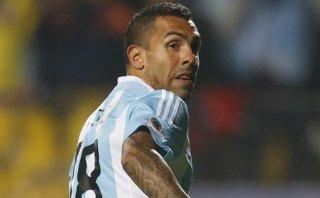 """Tevez se reivindicó con Argentina: """"El fútbol te da revanchas"""""""