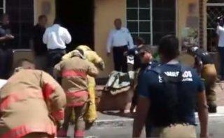 México: Bomberos obligados a desnudarse por sospecha de robo