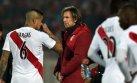 Ricardo Gareca explicó así la derrota de Perú ante Chile