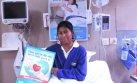 Cusco: donación de riñón salvó a joven artesana