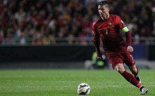 Cristiano Ronaldo podría jugar en los Juegos Olímpicos de Río