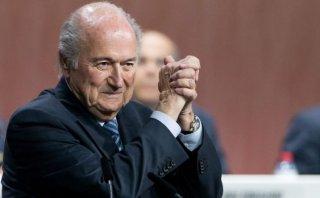 """Joseph Blatter: """"Nadie puede acusarme porque no soy corrupto"""""""