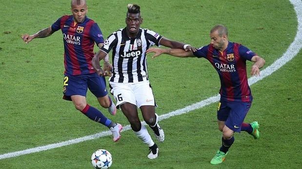 Barcelona hizo oferta millonaria a Juventus por Paul Pogba