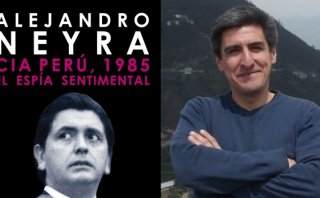 """Presentarán """"CIA Perú 1985 - El espía sentimental"""" este viernes"""