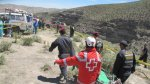 Vuelco de bus en Áncash deja al menos 12 muertos - Noticias de huallanca