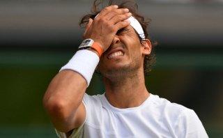 """Rafael Nadal: """"Si sigo así dos años más, veremos qué pasa"""""""